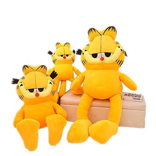garfield cat plush dolls friends