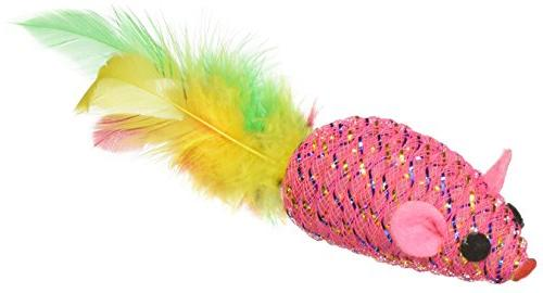 glitter mouse w feat catnip