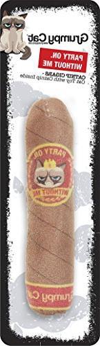 Jakks Pacific Grumpy Cat Catnip Cigar Party On Without Me! C