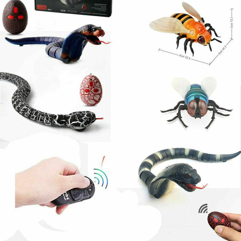 hot novelty funny wireless remote control animal