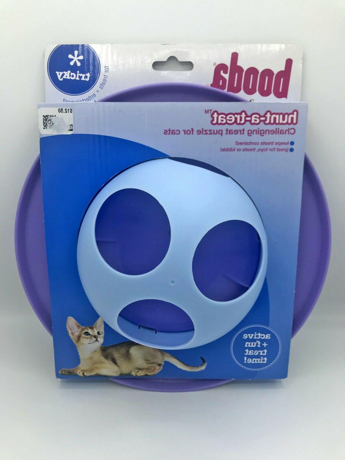 Petmate Hunt-a-Treat, Purple