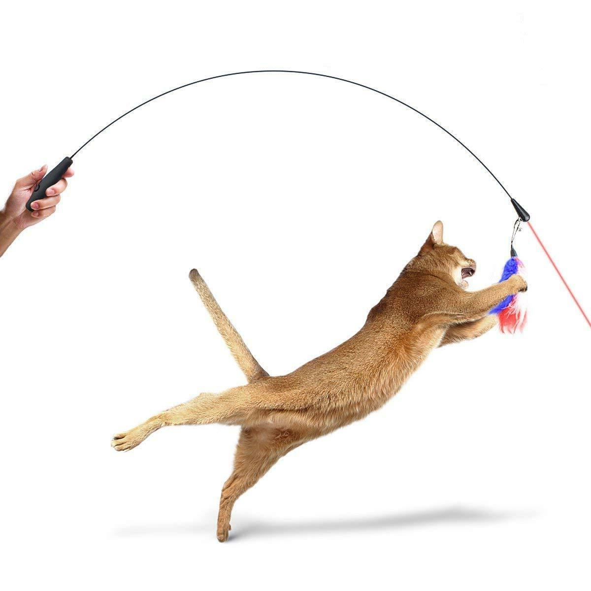 Interactive Cats Toy Chaser Cats Dogs