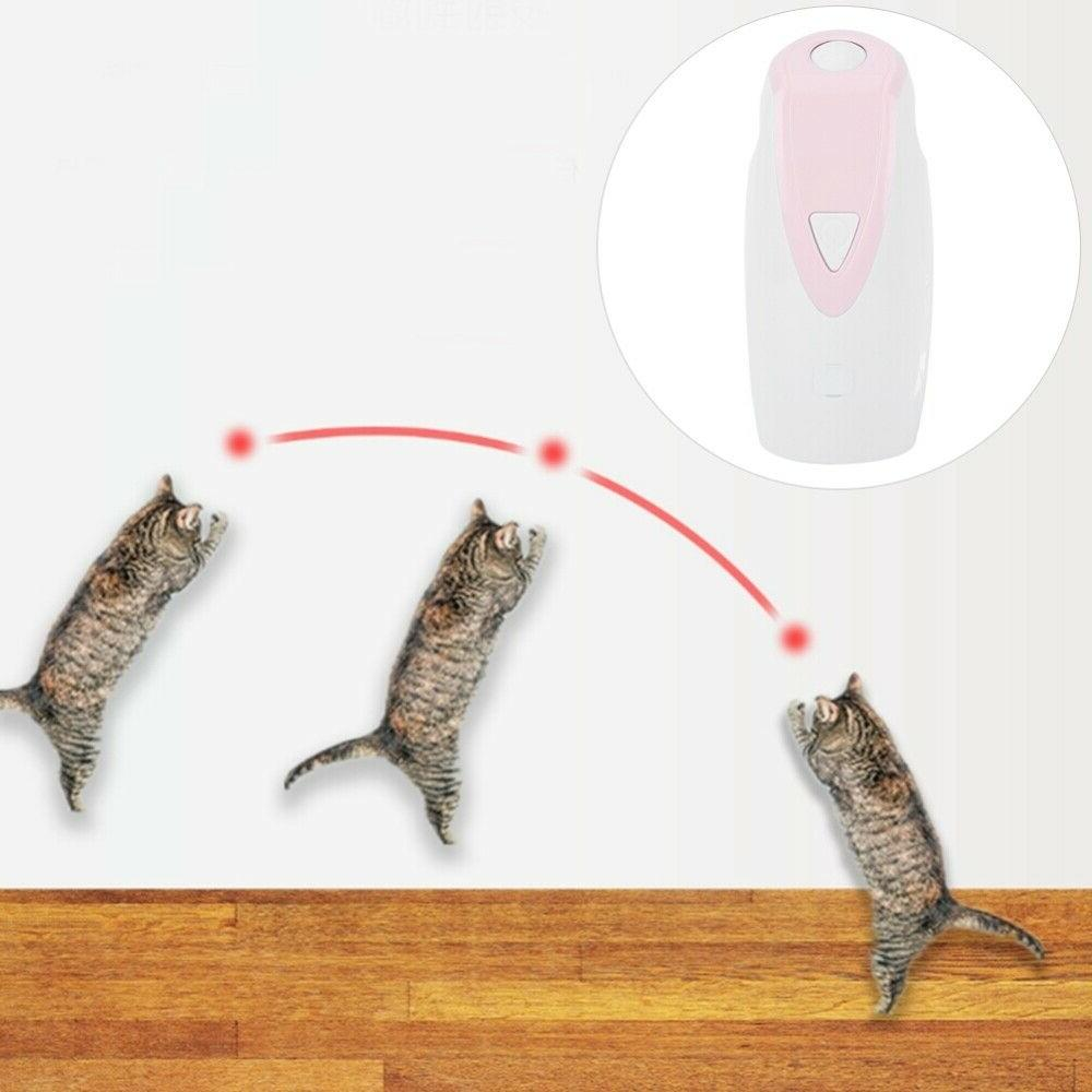 Interactive Pet Cat Toy - Laser Toys for Indoor US