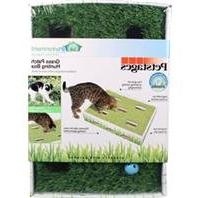 DPD INVIRONMENT GRASS PATCH HUNTING BOX FOR CATS - Size: 14X