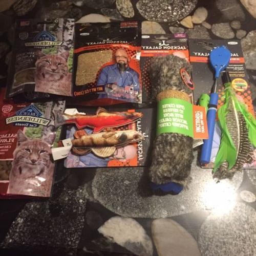 jackson galaxy cat toys treats organic catnip
