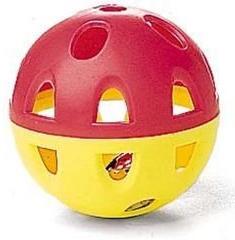 Jumbo Neon Ball With Bell