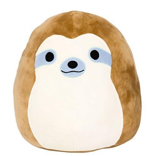 kellytoy simon sloth super soft