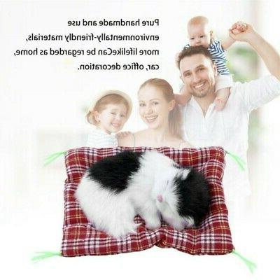 Kids Cute Cat Simulation Stuffed Toys Plush Gift