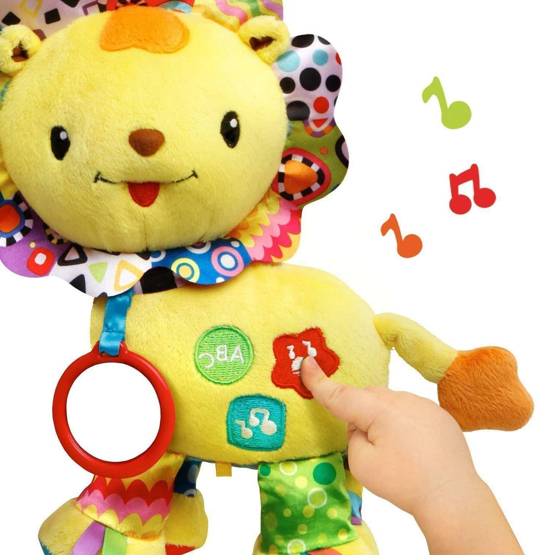 Kids Educational VTech Crinkle Roar for boy and
