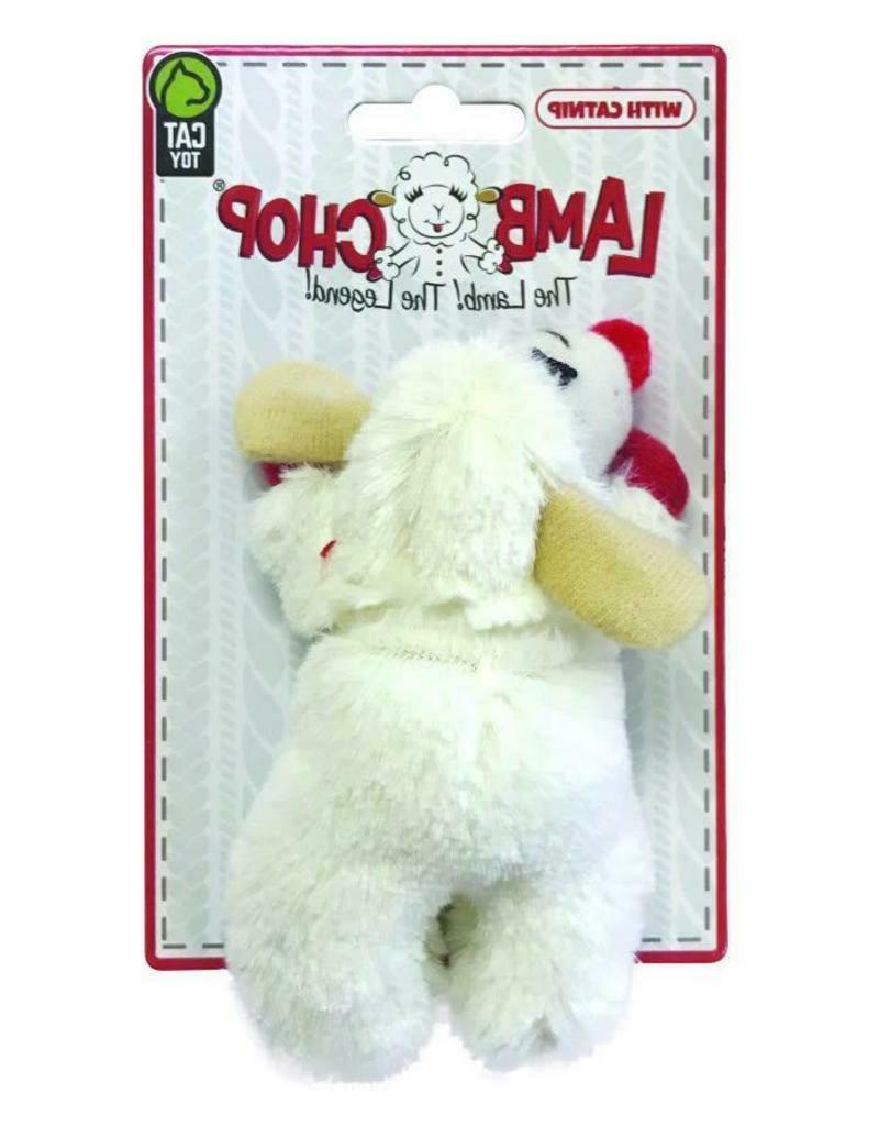 lamb chop cat toy