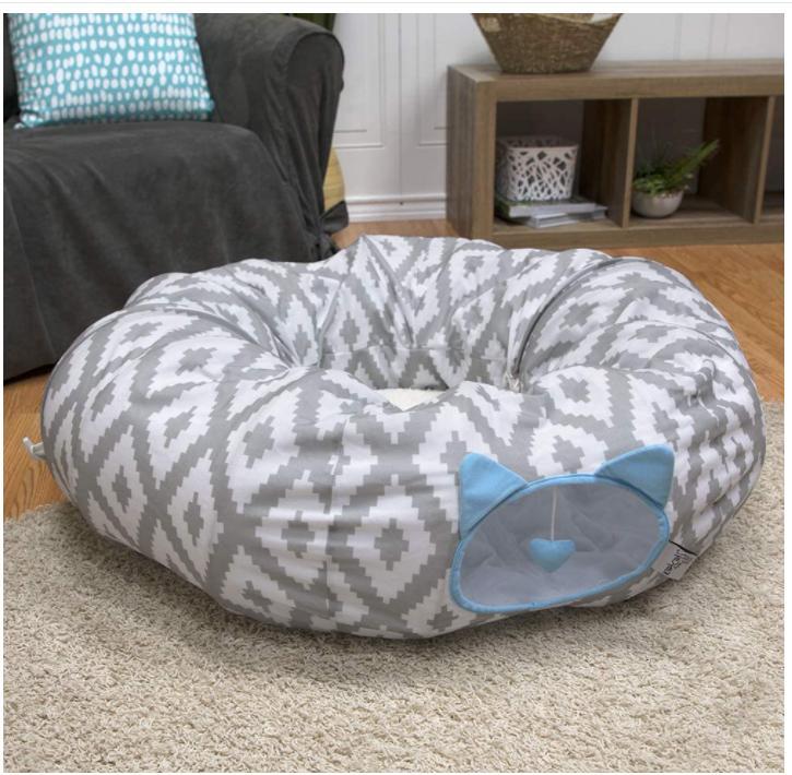 Large Cat Pop bed