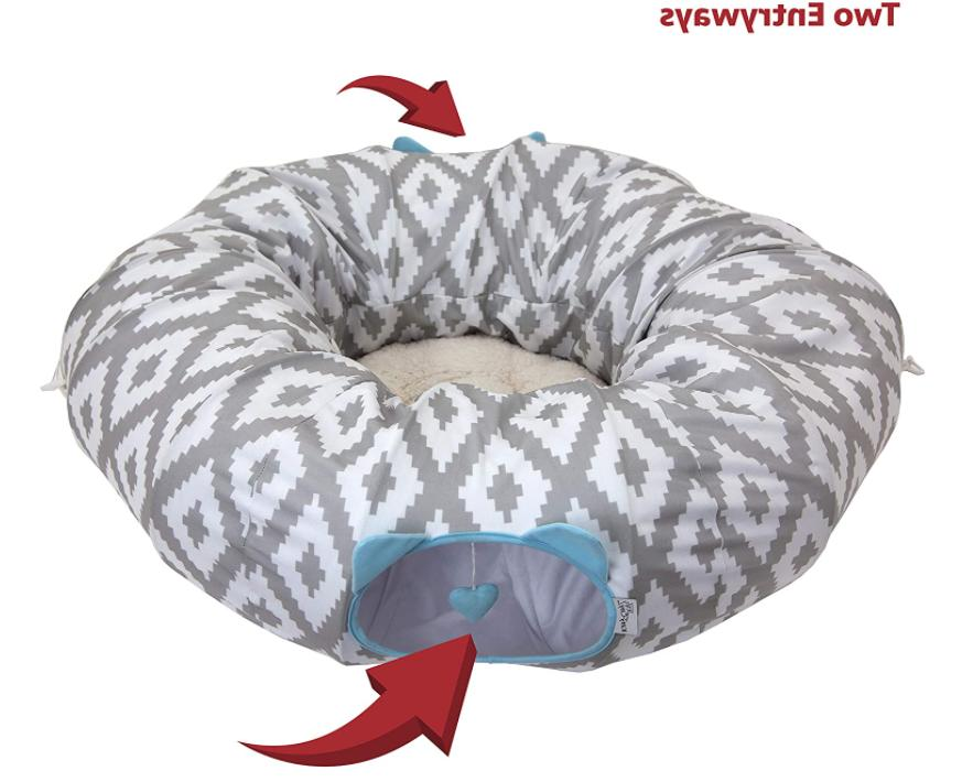 Large Cat Bed Pop Up bed