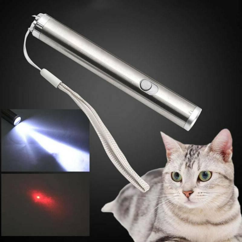 Laser Chaser for Cats 1 LED For Funny