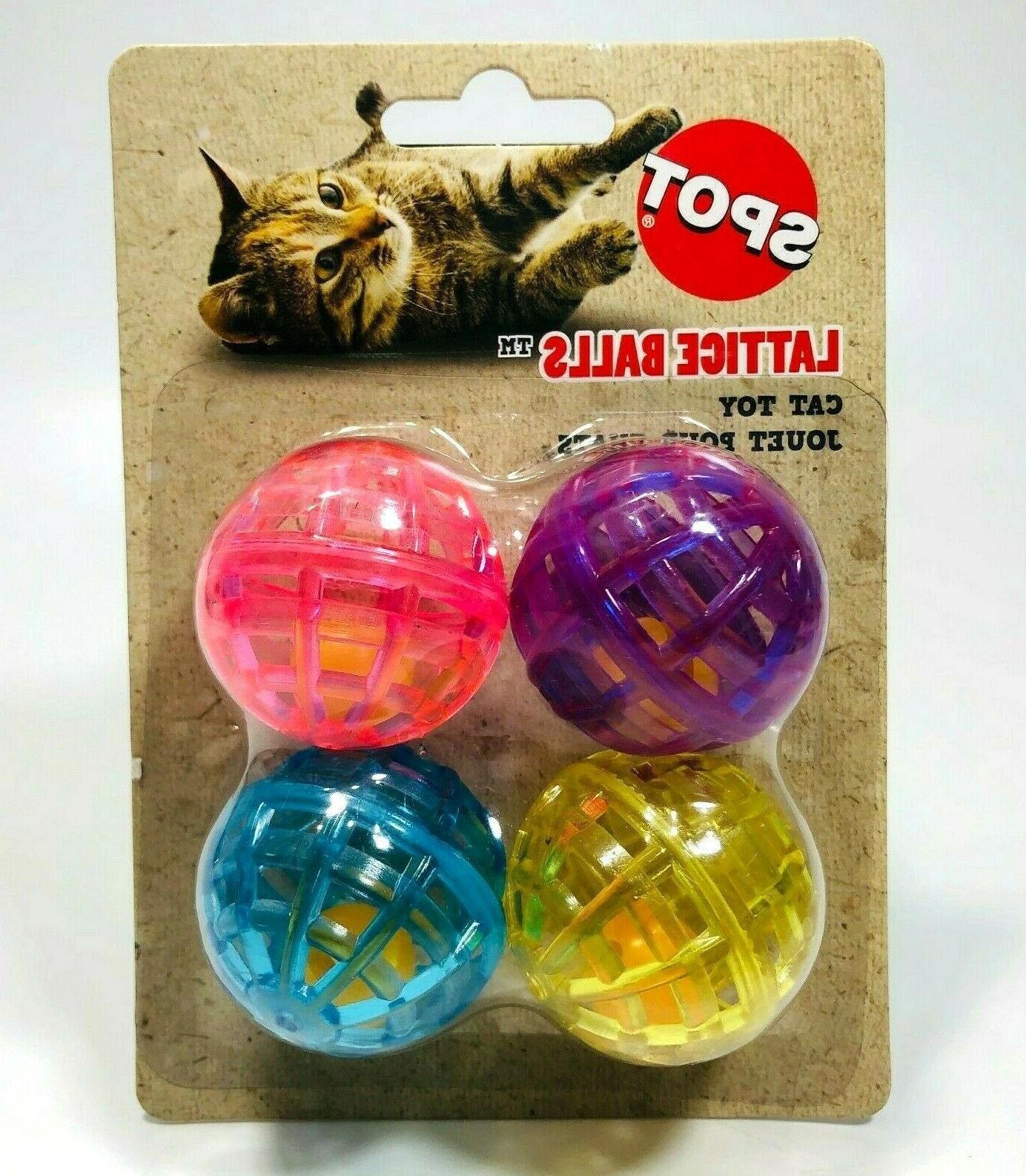 lattice plastic balls