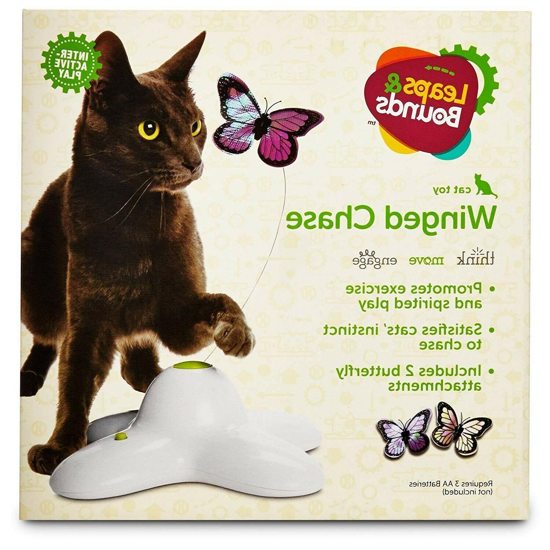 Leaps Electric Flutter Cat