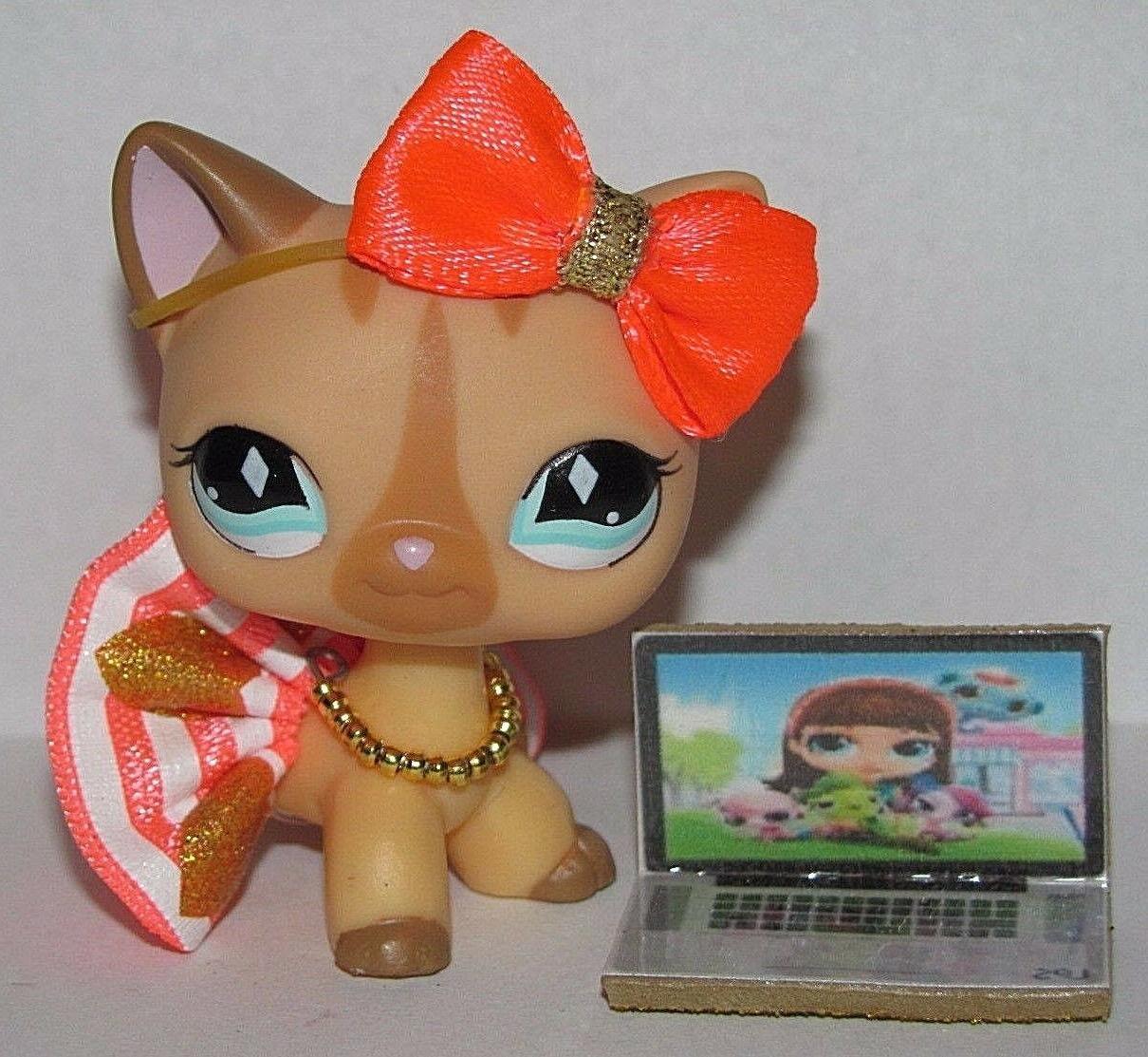 💞Littlest Pet LPS accessories *CAT/DOG