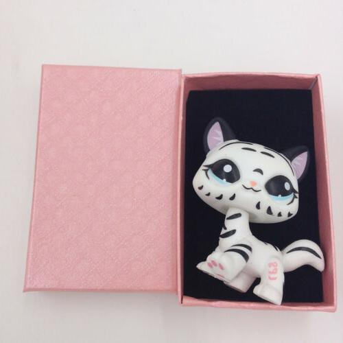 Littlest Pet Shop Short Hair Cat Toys Kids Gift