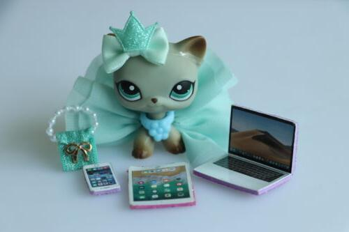 lps clothes accessories free 391 short hair