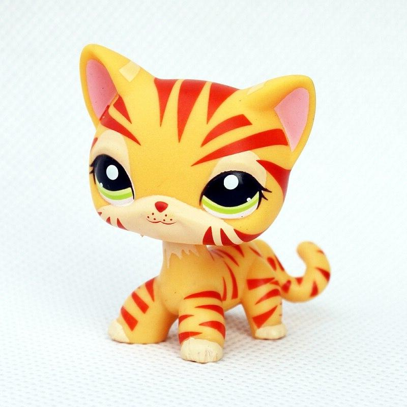 lps Rare pet shop standing short #2291 1498 animal <font><b>toys</b></font>