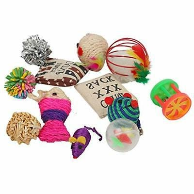 Fashion&39s Toys Pack For Kitty Pieces Pet