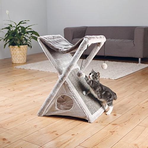 Trixie Pet Fold Tower, x x 25.5,