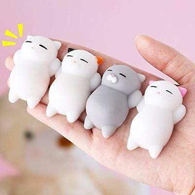 Outee Mochi Toys, 9 Pcs Animal Stress Relief Mini
