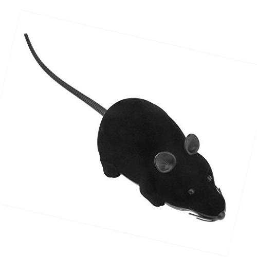 mouse cat toys wireless remote