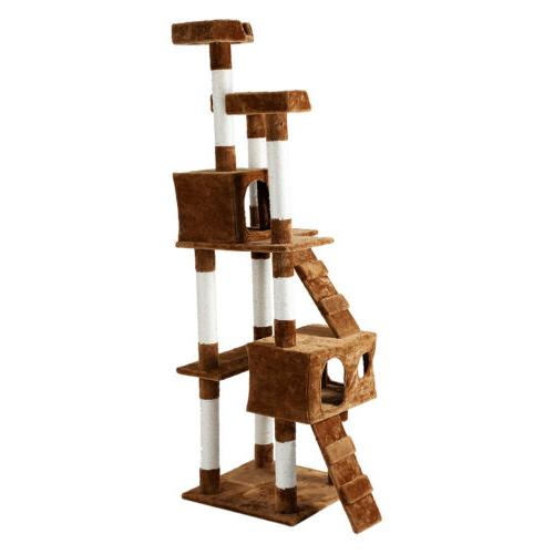 New Tree Tower Condo Post House Toys