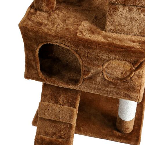 New Tower Condo Furniture Scratching Post House Toys