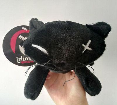 New Emily the Strange 8inch doll Black of