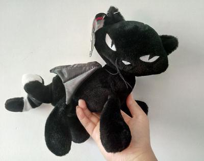 New 8inch plush toy doll Black Cats of 4