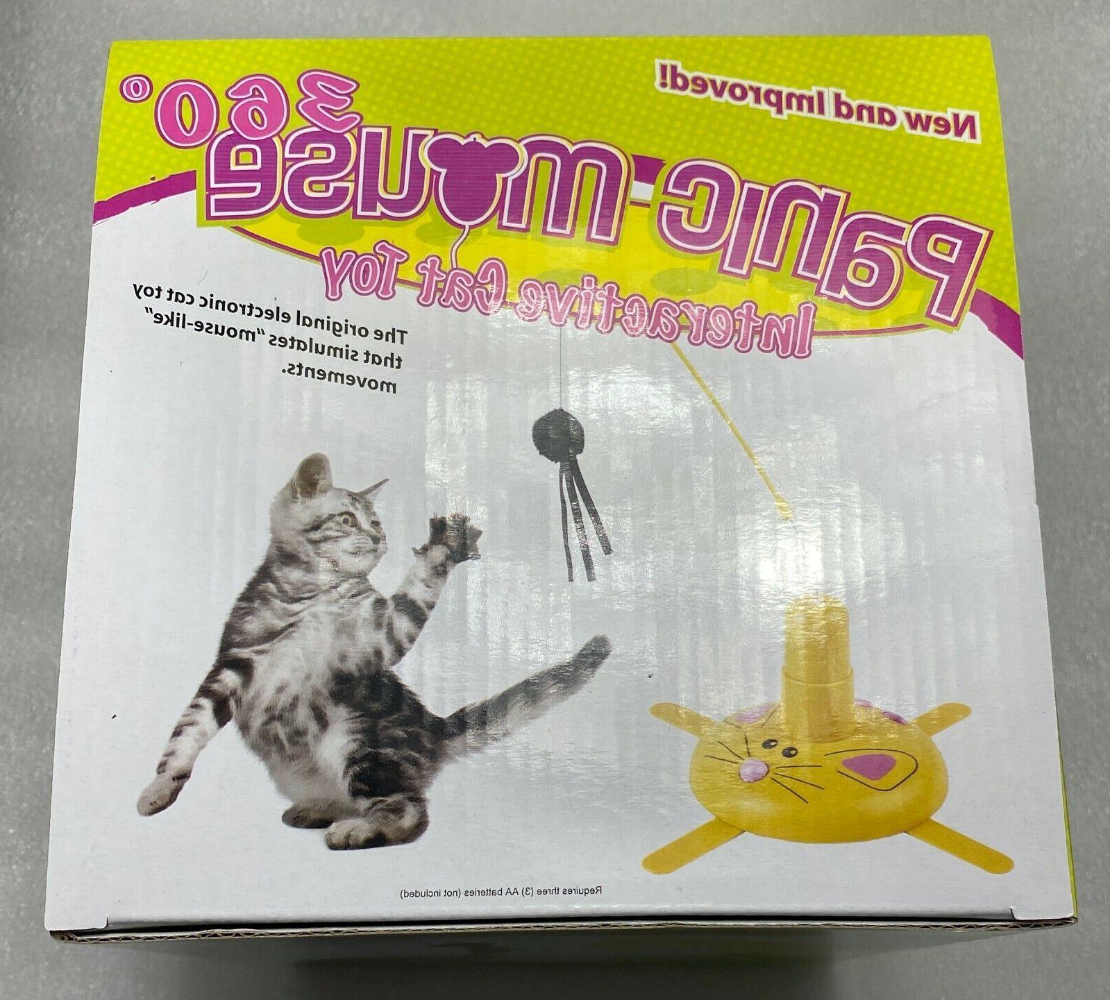 NEW BOX CAT MOUSE-LIKE MOVEMENTS