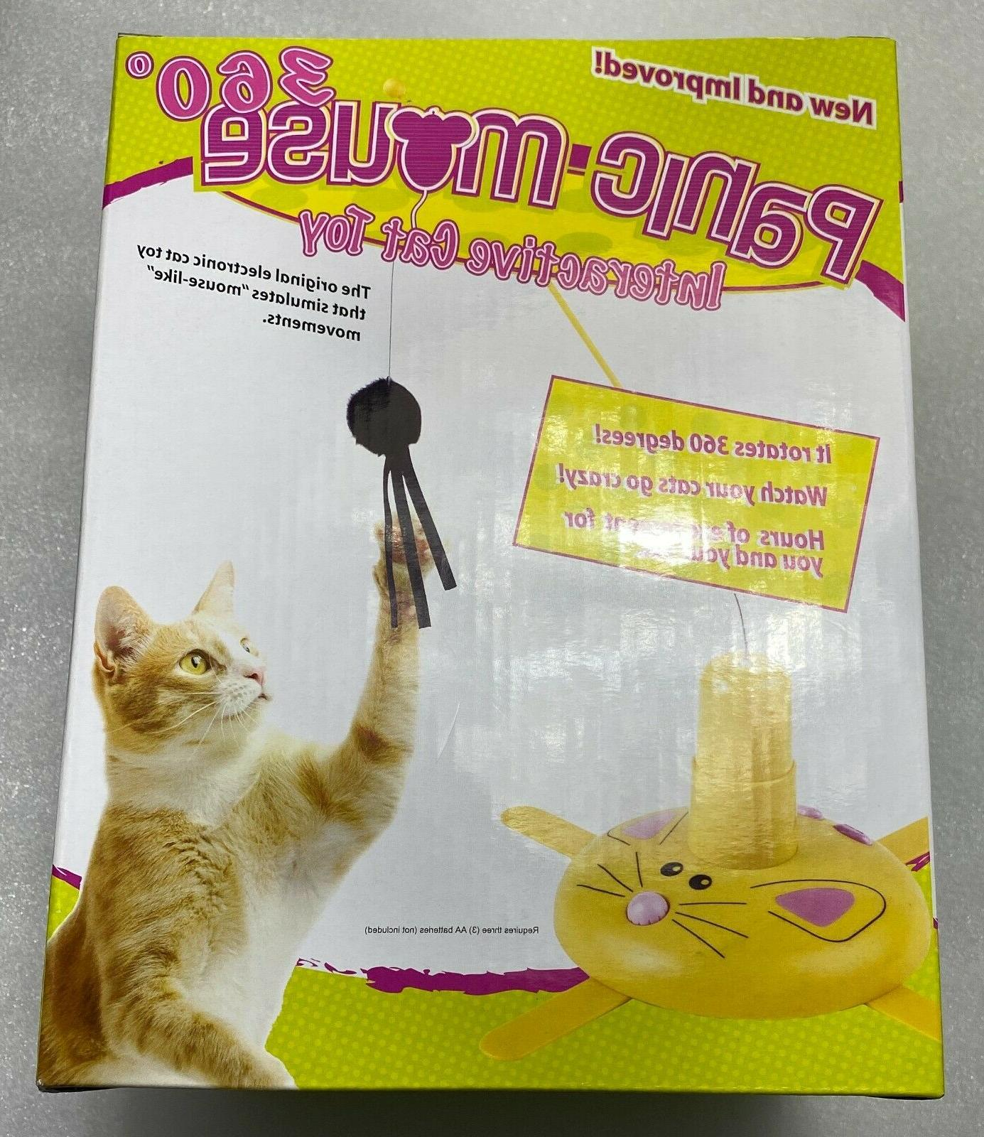 NEW IN MOUSE 360 CAT