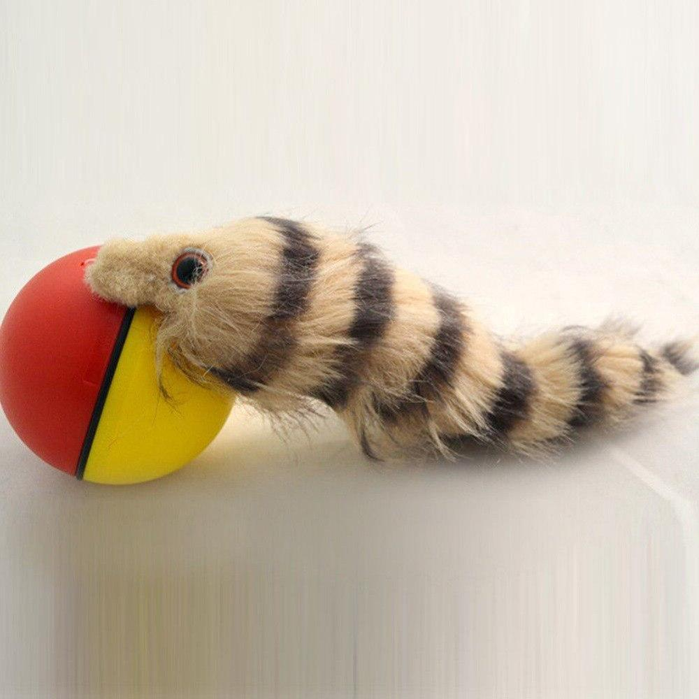 NEW <font><b>Toys</b></font> Moving Attractive Rolling Pet <font><b>Dog</b></font> <font><b>Cat</b></font> Self Beaver <font><b>Toy</b></font>