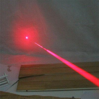 New Random Laser Pointer Pen White LED Kitten Pet Cat Toys
