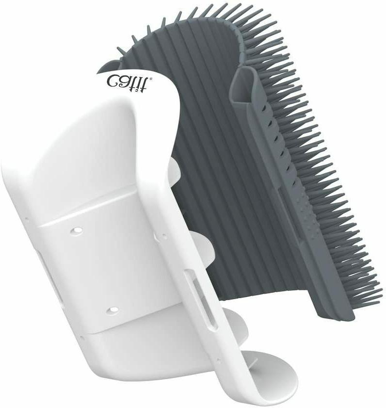 NEW Catit Senses 2.0 Self Brush – Interactive