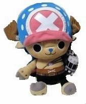 One Piece Super DX copy cat Chopper stuffed ~ ONE PIECE FILM