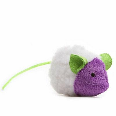 ourpets mouse sheep catnip cat