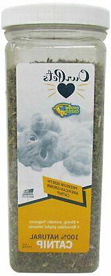 Our Pets Premium North-American Grown Catnip, 4-Ounce Jar