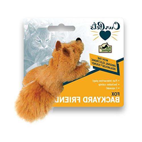 Our Pets Collection Interactive Cat Toy