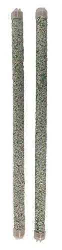 Penn Plax BA233 Trimmer+Plus Cement Perches Wood Frames, 16-