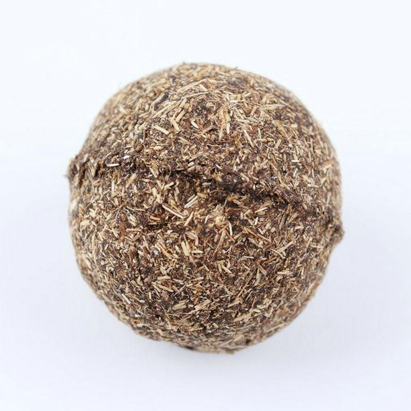 Pet Chew Toys Natural Healthy Treats Ball For