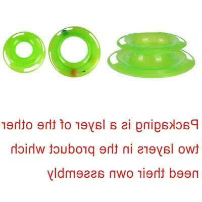 Pet Ball Disk Plate Toy