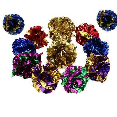 Pet Dog Crinkle Foil Toys Dog Toy