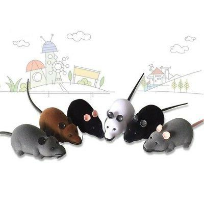 Pet Cat Dog Control Fake Mouse Wireless