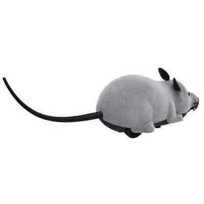 Pet Control Fake Mouse Prank Wireless RC