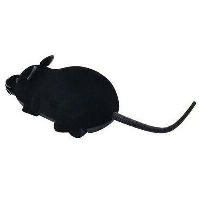 Pet Cat Control Fake Mouse Mock