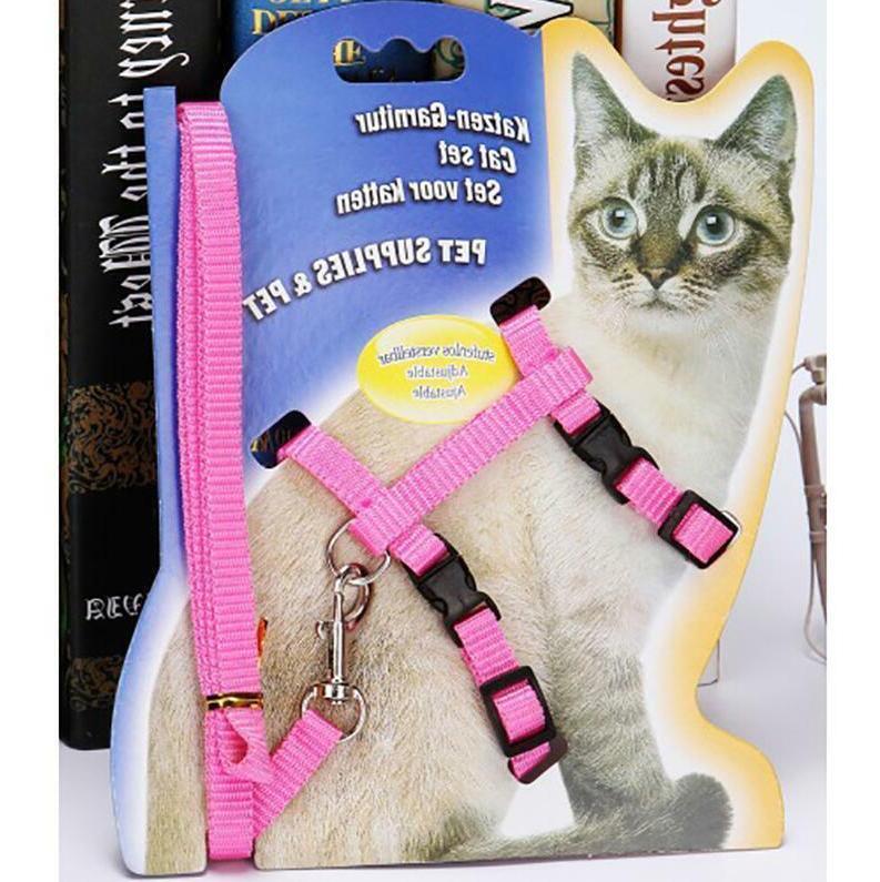 Pet Leash Set Adjustable Belt for Pet