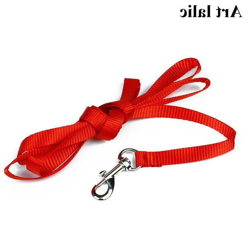 Pet Collar Leash Adjustable Belt for Pet Training/freeship