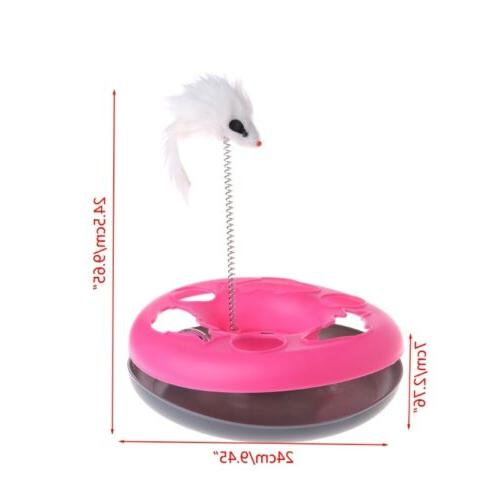 Pet Spring Ball Disk